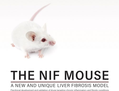 New pamphlet on the NIF mouse as a liver fibrosis model