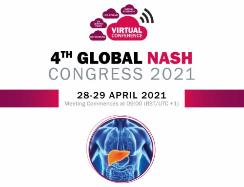 Sofia Mayans will present at the 4th Global NASH Congress, April 28-29